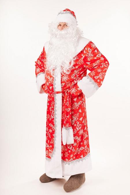 Дед Мороз Морозко сатин взр. 1027 (thumb20930)